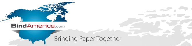 BindAmerica.com - Bringing Paper Together